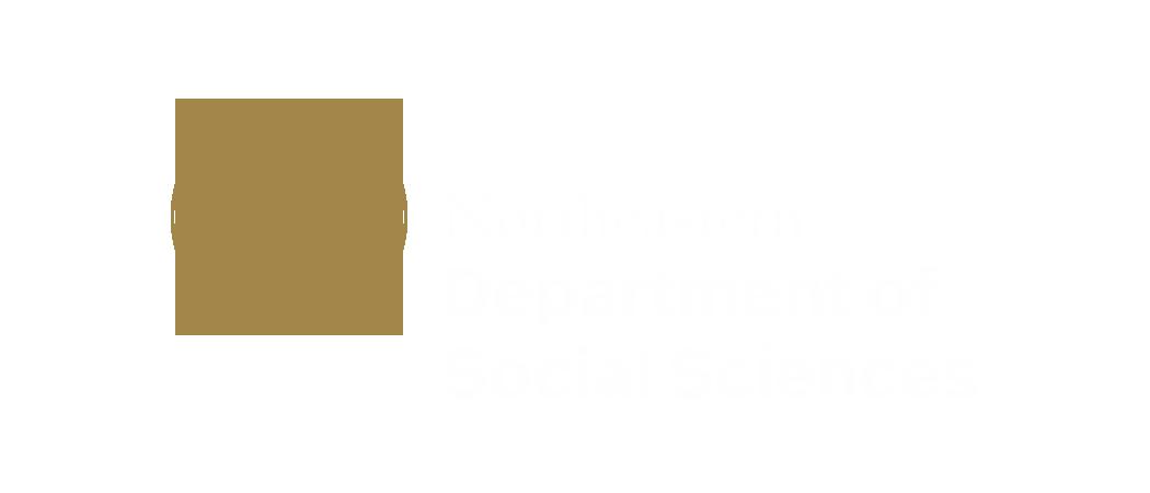 Northeastern Logo: Department of Social Sciences