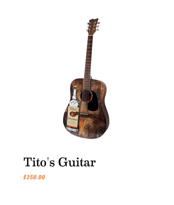 Tito's Guitar