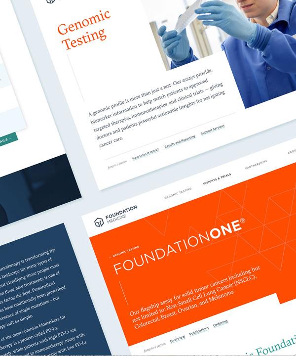 Tease hover image for Foundation Medicine