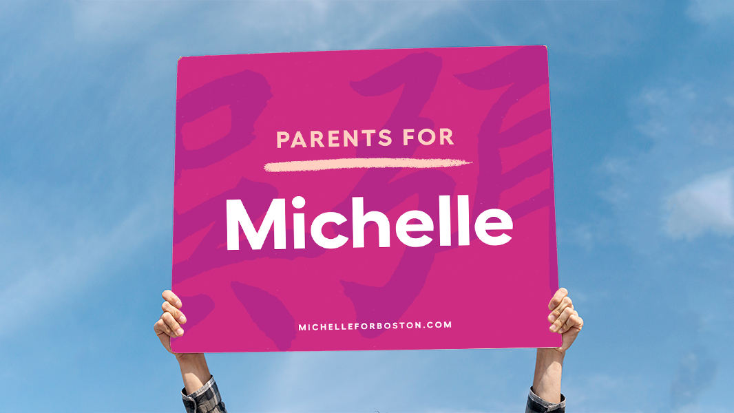 Tease hover image for Michelle Wu for Mayor