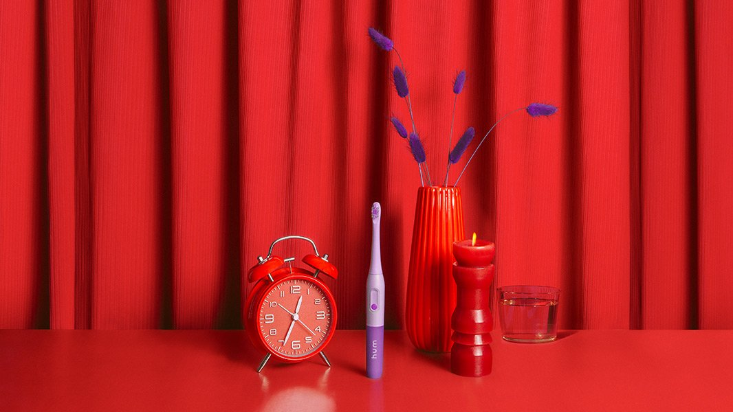 Tease image for hum by Colgate