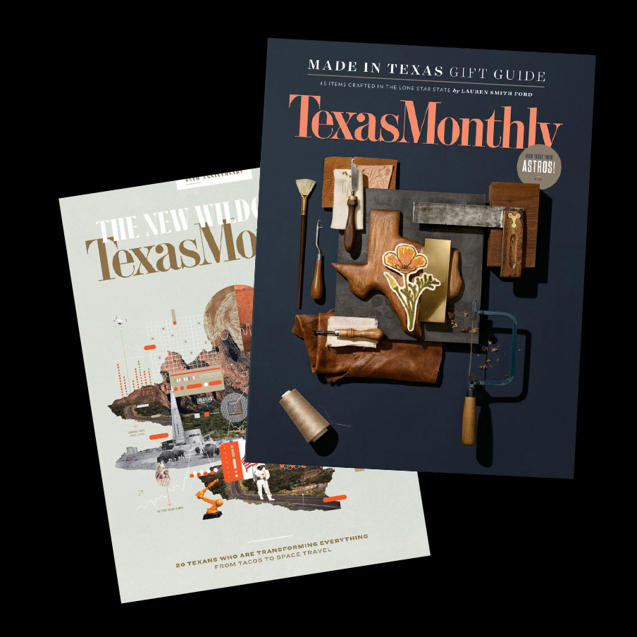 Tease image for Texas Monthly