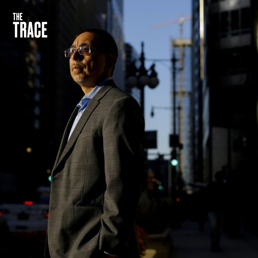 Tease image for The Trace