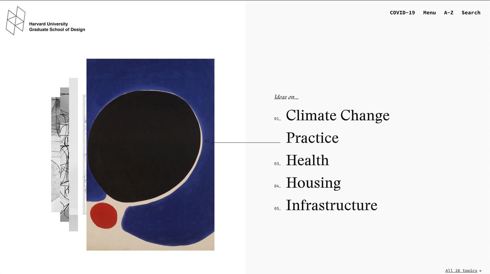 Tease image for Harvard University Graduate School of Design